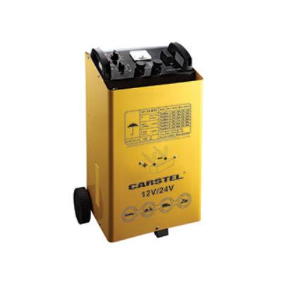 Akkumulátor töltő és indító