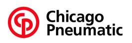 Chicago Pneumatic légtechnika